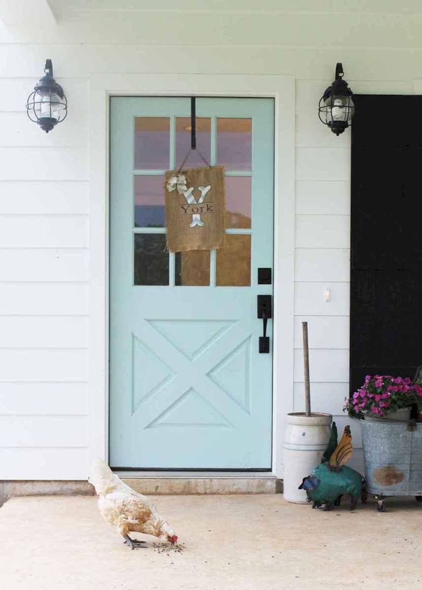 100 Unique Front Doors Colors Design Ideas (61)
