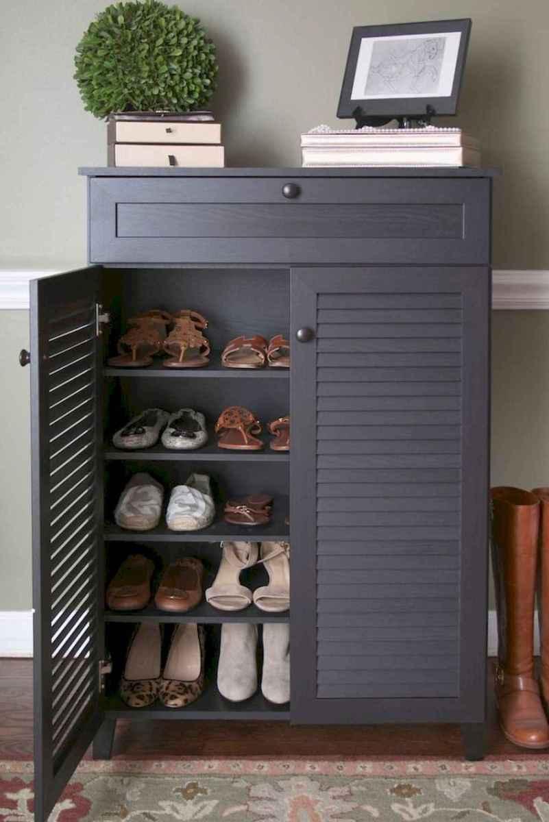 55 Genius Shoes Rack Design Ideas (11)