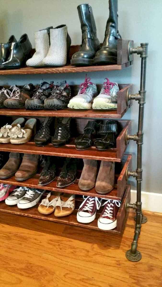 55 Genius Shoes Rack Design Ideas (13)