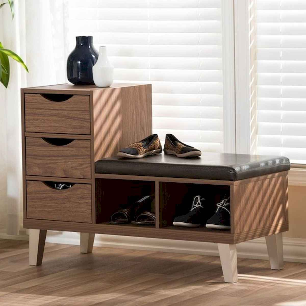 55 Genius Shoes Rack Design Ideas (20)