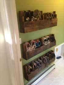 55 Genius Shoes Rack Design Ideas (37)