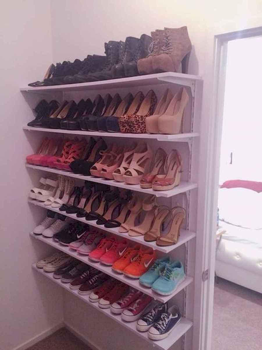 55 Genius Shoes Rack Design Ideas (39)