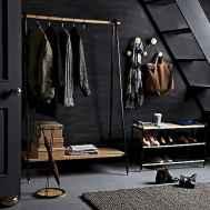 55 Genius Shoes Rack Design Ideas (53)