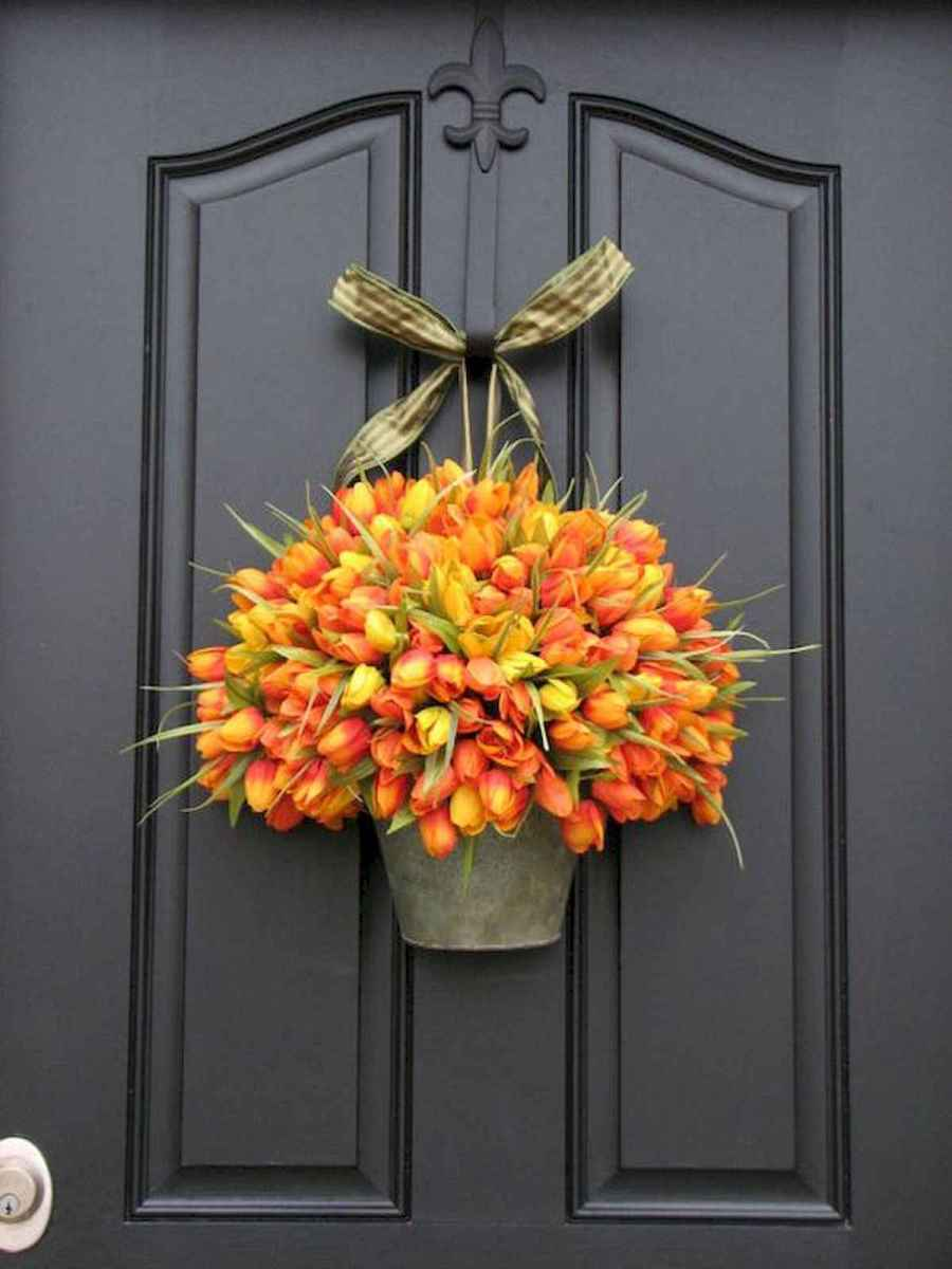 60 Lovely Summer Wreath Design Ideas and Remodel (17)