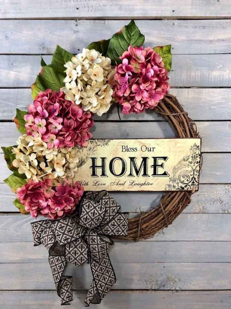 60 Lovely Summer Wreath Design Ideas and Remodel (3)