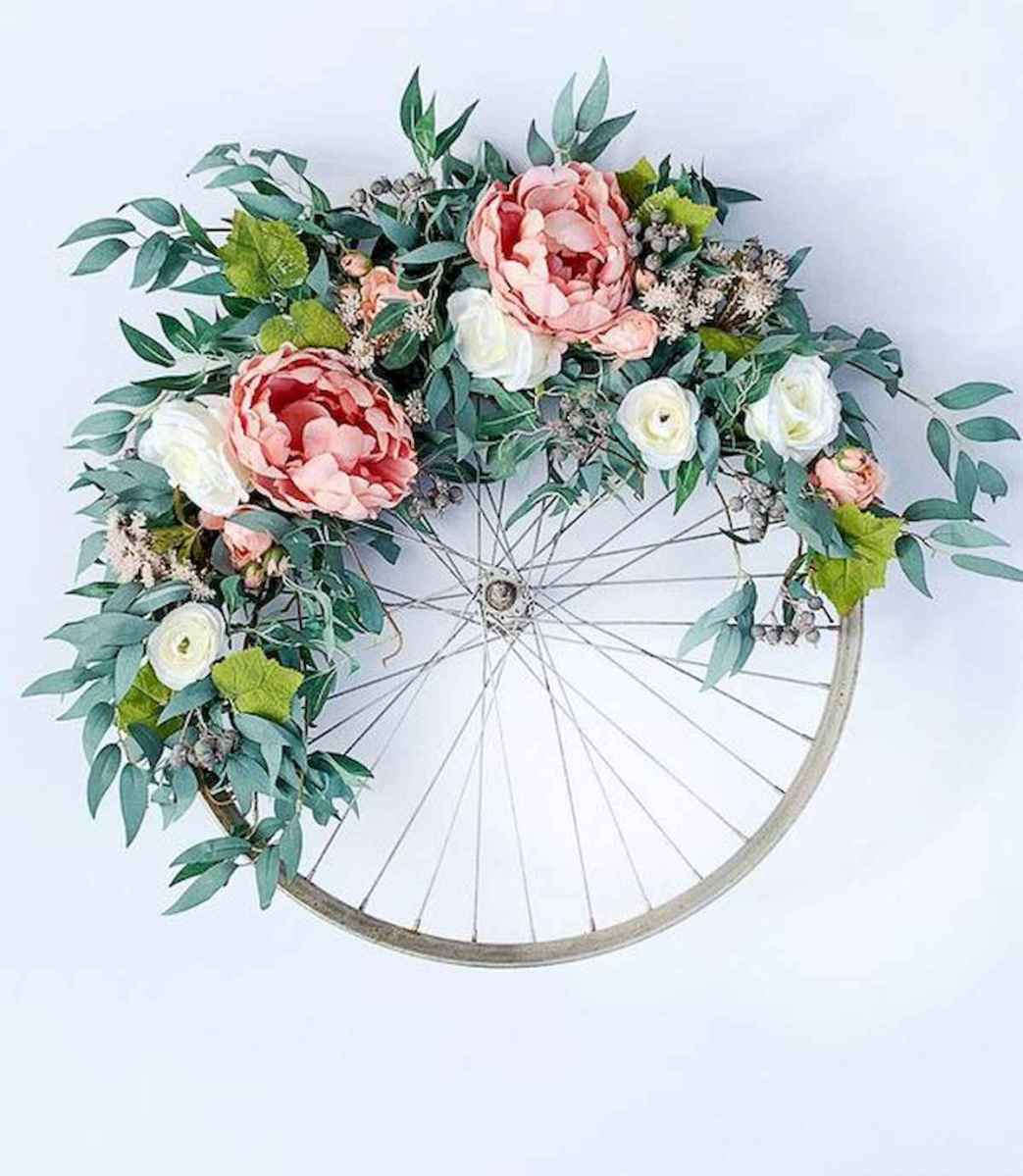 60 Lovely Summer Wreath Design Ideas and Remodel (30)