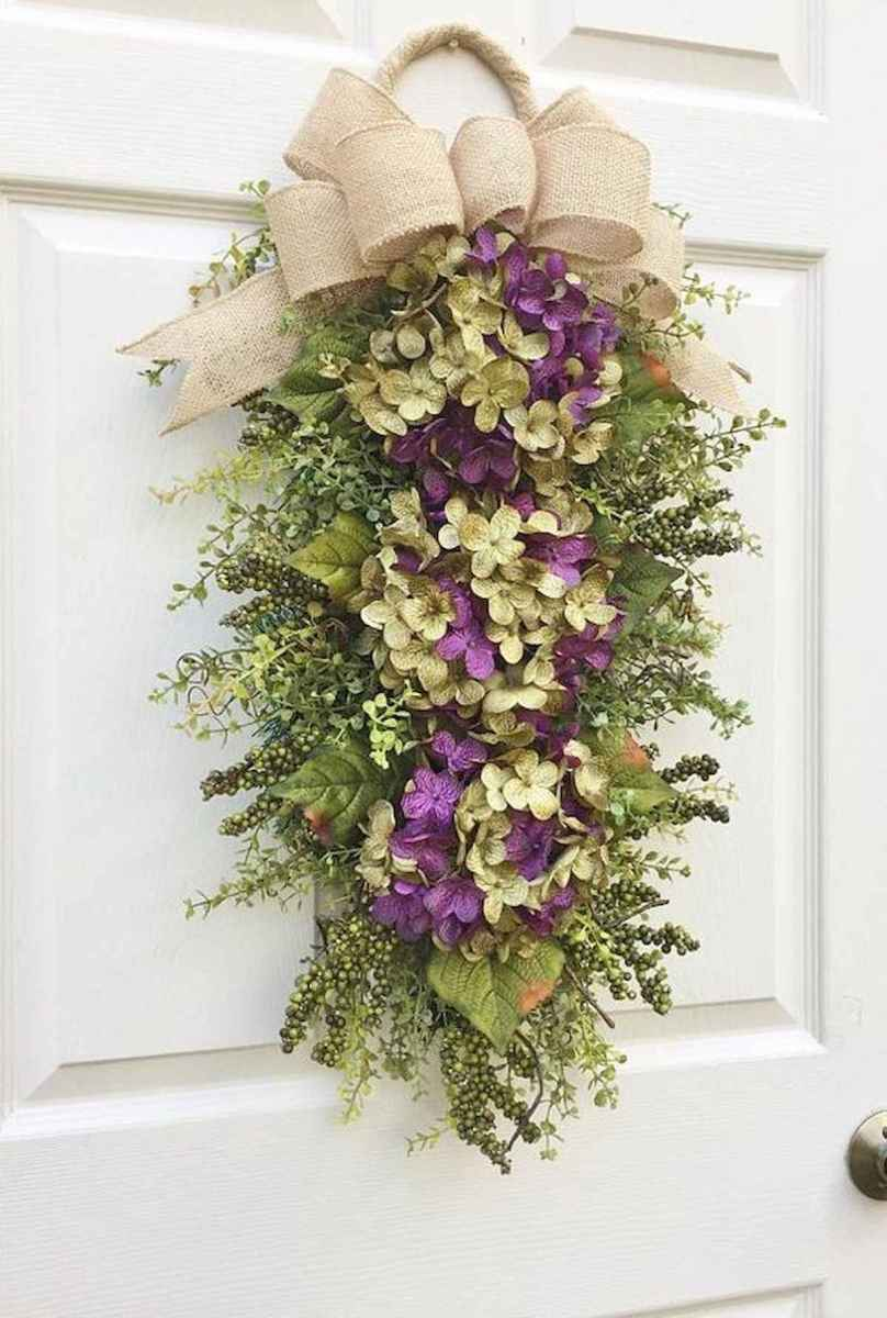 60 Lovely Summer Wreath Design Ideas and Remodel (33)