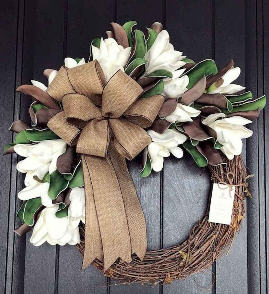 60 Lovely Summer Wreath Design Ideas and Remodel (54)