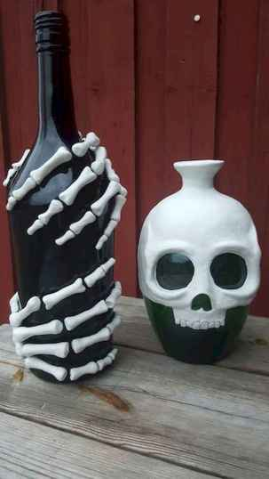 90 Awesome DIY Halloween Decorations Ideas (62)