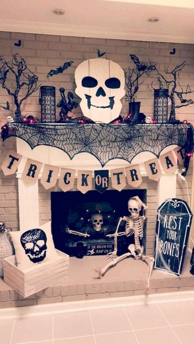 90 Awesome DIY Halloween Decorations Ideas (85)