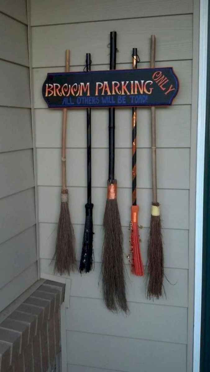 90 Awesome DIY Halloween Decorations Ideas (88)