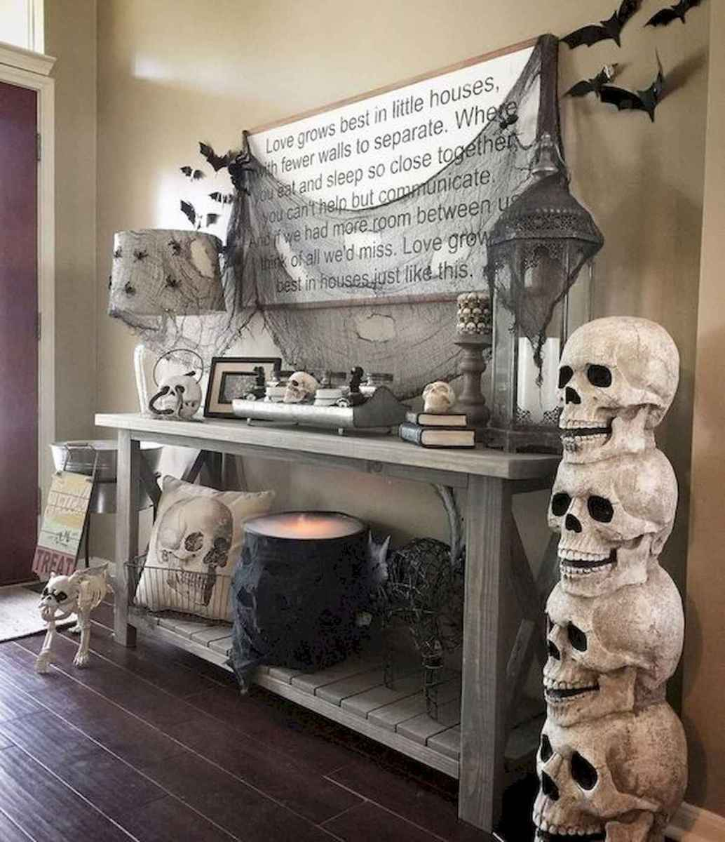 90 Fantastic Halloween Party Decor Ideas (44)