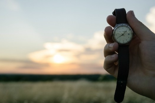 Watch and Sunrise