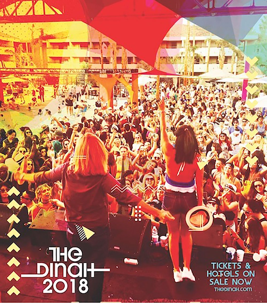 Club Skirts Dinah Shore Weekend Turns 25