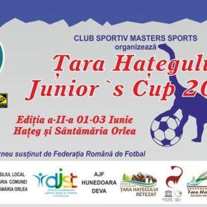 Țara Hațegului Junior's Cup 1-3 Iunie 2018