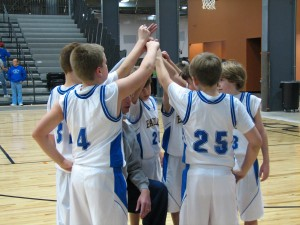 Youth Basketball Practice Plan