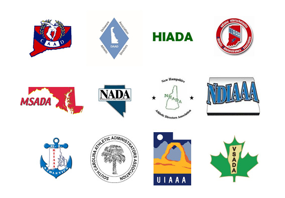 12 State Athletic Administrator Associations