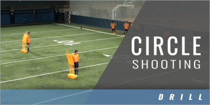 Shooting Exercise: Circle Drill #2