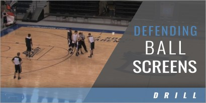 Defending Ball Screen
