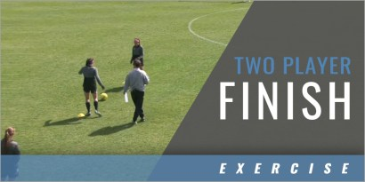 Two Player Finishing Exercise