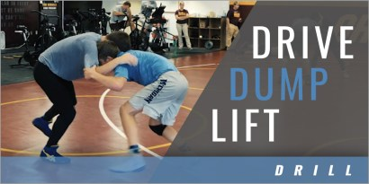 Single and Double Leg Finish Drill