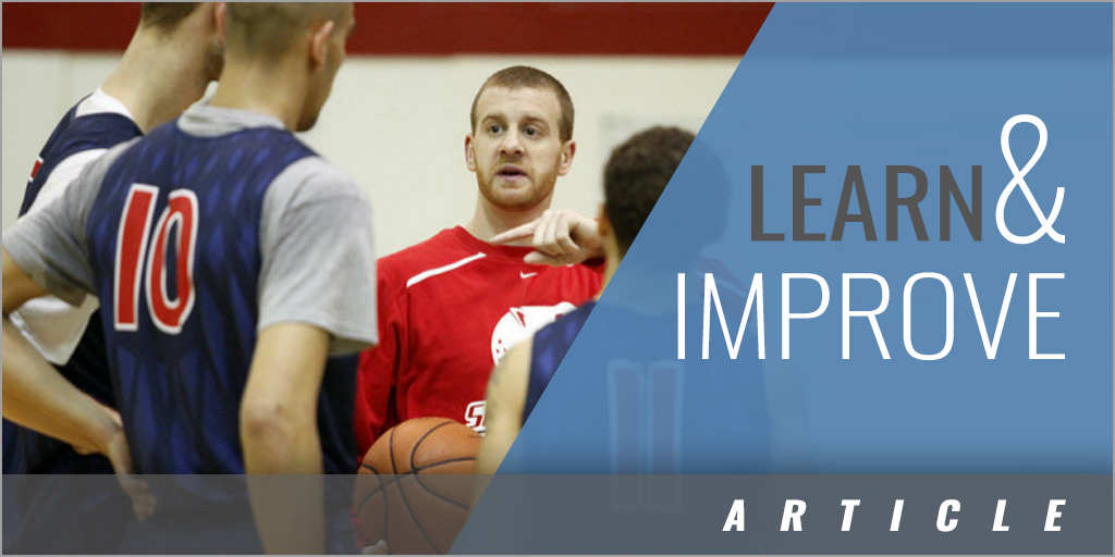 Improving and Adding Value as a Coach