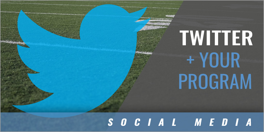 """Tricks for """"Tweeting"""": Leveraging Social Media to Promote the High School Athletic Program [NIAAA]"""