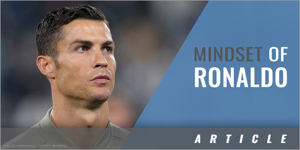 The Powerful Mental Techniques Ronaldo Uses