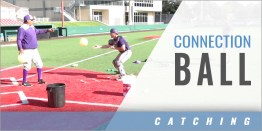Catching: Connection Ball Transfer Drill