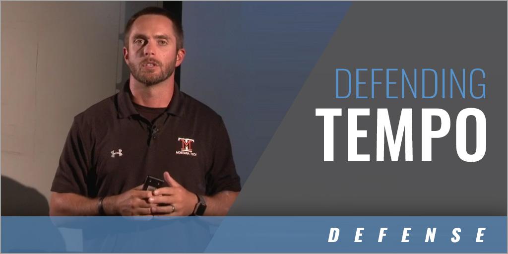 Defense: Defending Tempo (RPOs)