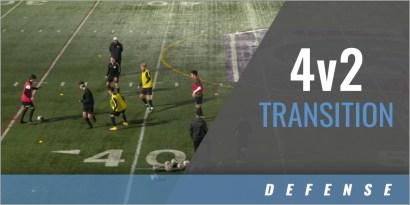 Defense: 4v2 Transition