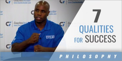 Seven Qualities Needed for Success