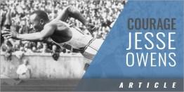 Courage - Jesse Owens
