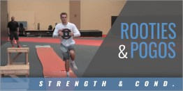 Horizontal Jumps: Strength Drills