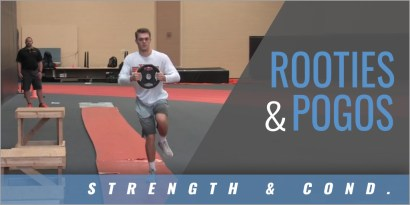 Horizontal Jumps: Strength Drills