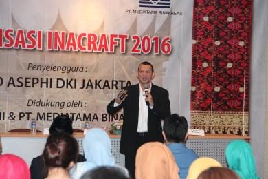 Inacraft Seminar, 2016