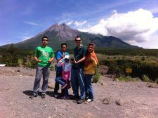 Mount Merapi, Central Java, 2012