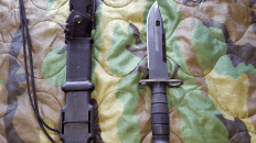 m9 bayonet review