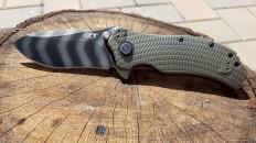 zero tolerance zt0301 folder knife review