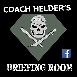 Coach Helder's Briefing Room