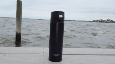 LifeSky 16oz. Travel Beverage Mug Review