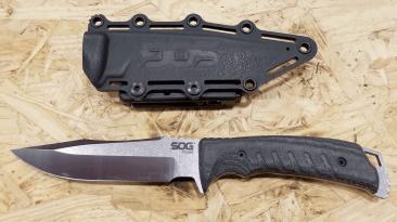 SOG Pillar Knife Review