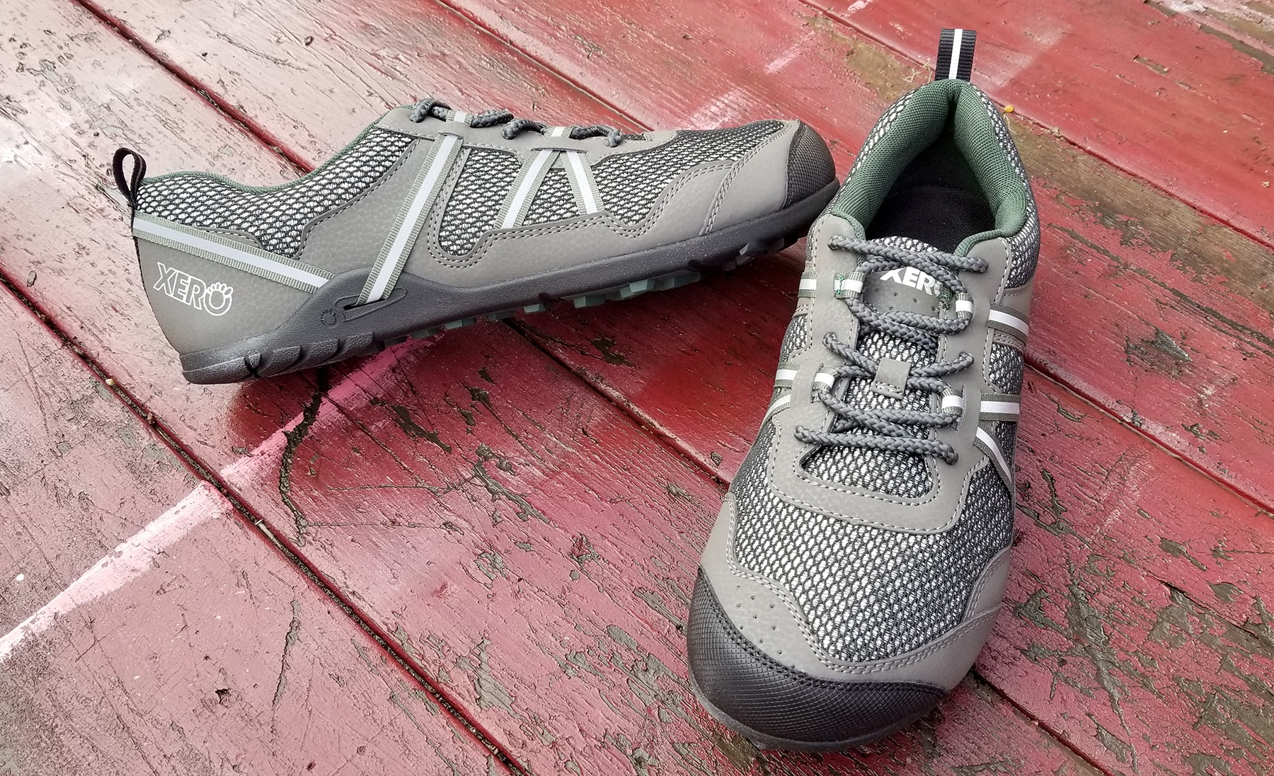 Review Of The TerraFlex Trail Shoe By XERO Shoes.