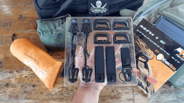 MOLLE Webbing Attachment Kit