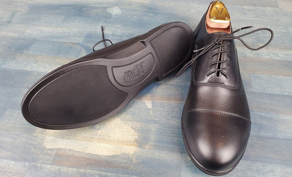carets minimalist dress shoe review
