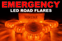 Emergency LED Road Flares Review