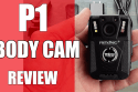 Review Of The P1 Body Cam By Rexing | Decreases Liability!