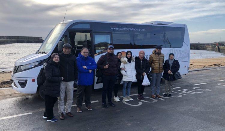 Day Trips - Coach Hire Edinburgh