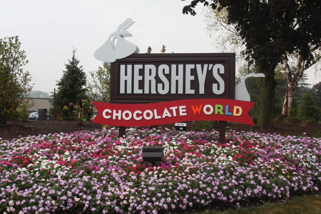 Spring 2012 chocolate