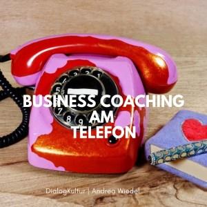 Business Coaching am Telefon